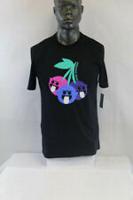 Pink Dolphin S/S Trirple Cherry T-Shirt Black/Multicolor Us2011Tcb