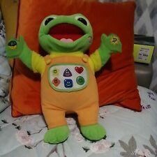 Leapfrog Baby tad Hug and Learn  Educational Soft Toy