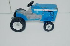 ERTL 1/12 LGT145 FORD LAWN AND GARDEN TRACTOR MODEL BLUE