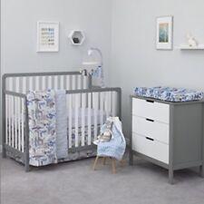 New Dwell Studio Safari Skies 3 Pc Crib Bedding Set Unisex Baby Infant Nursery