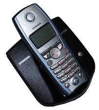 Siemens Gigaset S100 DECT schnurloses Telefon NEU Eisblau ( mit Mobilteil S1 )