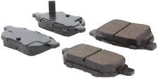 Disc Brake Pad Set Rear Centric 105.14230