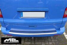 Protector maletero aluminio mate VW T5 Transporter Caravelle paragolpes