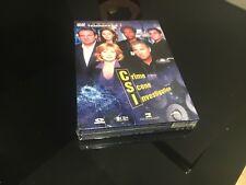 CSI CRIME SCENE ENQUÊTE DVD SAISON 1 COMPLÈTE