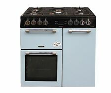 Leisure Cookmaster 90cm Blue Dual Fuel CK90F232B Range Cooker