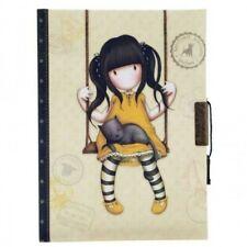 Santoro - Gorjuss Lockable Notebooks - Ruby - 577GJ05 - Santoro Journal