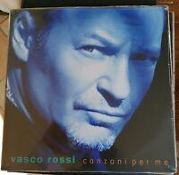 Lp  Vasco Rossi – Canzoni Per me  Vinile  Nuovo