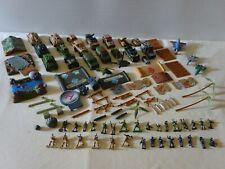Majorette - Squad Forces - Lot Véhicules, Figurines et Accessoires Militaire