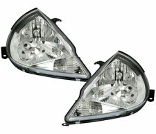 Headlights SET for FORD KA 1 Type RBT 10 / 96- MK1 H1 H7 Clear Indicator