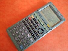 vintage calculator scientific casio Graph 35  since 1984 rare green