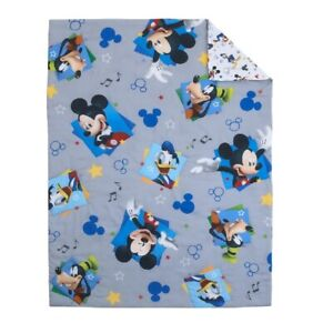 Disney Mickey Mouse Toddler Bed -  Comforter only