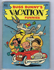 Bugs Bunny's Vacation Funnies #1 Dell Giant 1951