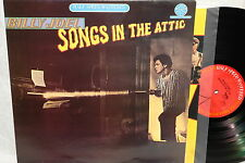 1/2 SPEED MASTERED / SONGS IN THE ATTIC / BILLY JOEL / CBS 47461 / NM
