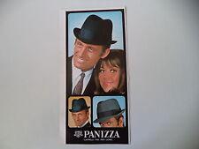 advertising Pubblicità 1967 CAPPELLI PANIZZA