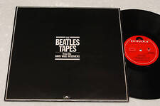 BEATLES:2LP-TAPES-1°PRESS UK 1976+INSERTO NM CONDITION