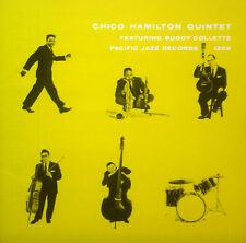 CD CHICO HAMILTON QUINTET - feat.Collette, Japan-Import