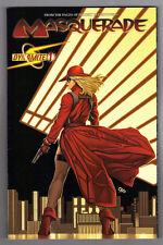 MASQUERADE #1, #2, #3 & #4 - ALEX ROSS COVERS - 2009