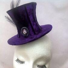 Handmade Steampunk Fancy Hats and Headgear