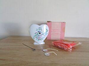 Heartglow Candle Keepsake Fragrance Great American Opportunities Heart Shaped
