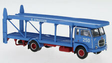 Camion Fiat 642 Porte Autos E.strasser-ho 1/87-starline Models 58480