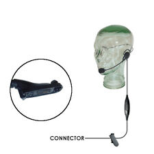 Klein Razor Lightweight Headset for Motorola APX XPR TRBO Two Way Radios