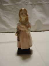 Royal Doulton 'Little Nell' Figurine - Light Brown Hair
