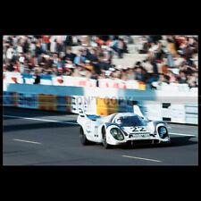 Photo A.013107 PORSCHE 917 24 HEURES LE MANS 1971