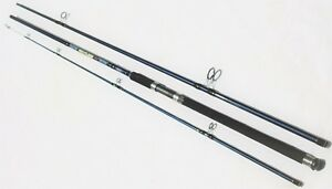 WeiZ Carbon Fiber 3 Sections Privilege 3.3M/3/6M/3.9M Surf Spinning Fishing Rods