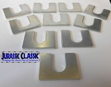 "10pk 46-85 Ford 1/8"" Body Fender Shims Adjuster Camber Caster  Alignment Square"