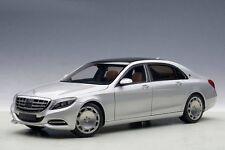 Mercedes-Maybach S-Klasse (S600) Silver 1:18 AUTOart