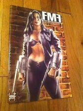FULL METAL FICTION #6 Comic Book RAZOR Arizona ROSE N GUNN Sade VIOLENT Sexy OOP