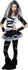 Teen MONSTER BRIDE Costume Junior Size 0-9