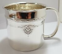Towle Louis XIV Sterling 80g Baby Christening Cup Vintage Mug 79162