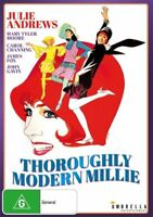 Thoroughly Modern Millie (DVD) Julie Andrews James Fox. NEW/SEALED