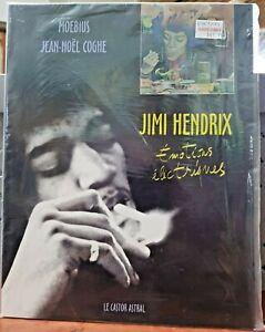 Jimi Hendrix : émotions électriques by Jean-Noël Coghe (1999)  ISBN 978285920386