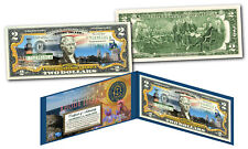 RHODE ISLAND Genuine Legal Tender $2 Bill USA Honoring America's 50 States