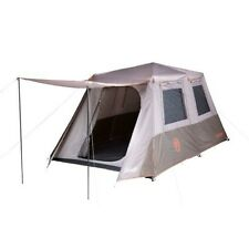 New Coleman Instant Up 8 Person Outdoor Camping & Hiking Tent Full Fly Tents
