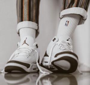 Jordan 3 Retro Mocha 2018 | Authenticity Guaranteed : eBay