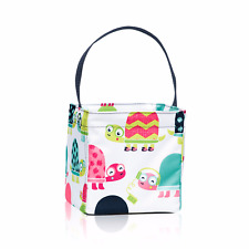 Thirty one Littles carry-all Caddy utility mini tote bag 31 gift Topsy Turtles e