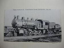 USA1059 - UNION PACIFIC RAILROAD - STEAM LOCOMOTIVE No239 Postcard USA