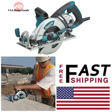 MAKITA Magnesium Hypoid Circular Saw 15 Amp 7-1/4 in.Lightweight Built In Fan