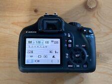Canon EOS 1100D Digitalkamera NO LENS Body Only