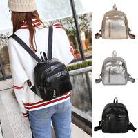 US Women Girls Mini Backpack Travel School Satchel Shoulder Bag Rucksack Gift