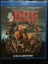 Dog Soldiers Blu Ray/Dvd Collectors Edition Scream Factory
