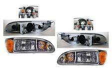 2011 2012 2013 2014 Peterbilt 330 325 335 340 348 New Headlight PAIR w/Bulbs