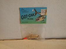VINTAGE SEA STRIKER GOT-CH PLUG - GOLD-MODEL #170GH- NEW OLD STOCK