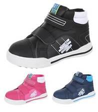 Markenlose Schuhe für Jungen aus Kunstleder mit Klettverschluss