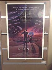Dune 27x41 David Lynch Movie Poster 1984 Original S206