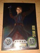 Force Attax Star Wars Serie 1 Star-Karte Nr.151 Anakin Skywalker Sammelkarte