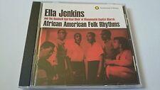 Ella Jenkins - African American folk Rhythms, CD